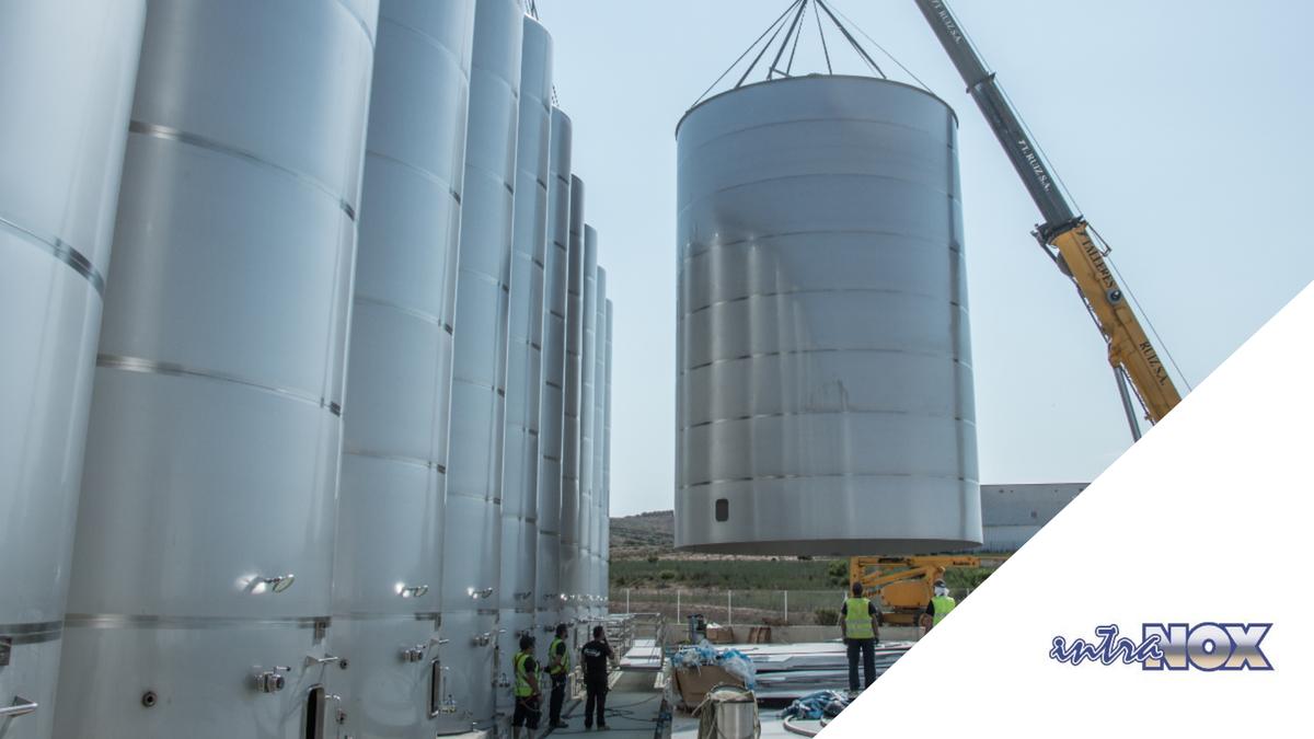 Intranox cuenta con un Departamento de Ingeniería propio. Un equipo de técnicos industriales e ingenieros altamente cualificado, que trabaja día a día en ofrecer la mejor solución y la que mejor se adapta a cada cliente. #intranox #depositos #silos #tanques #aceroinoxidable https://t.co/NDHKIINnCc