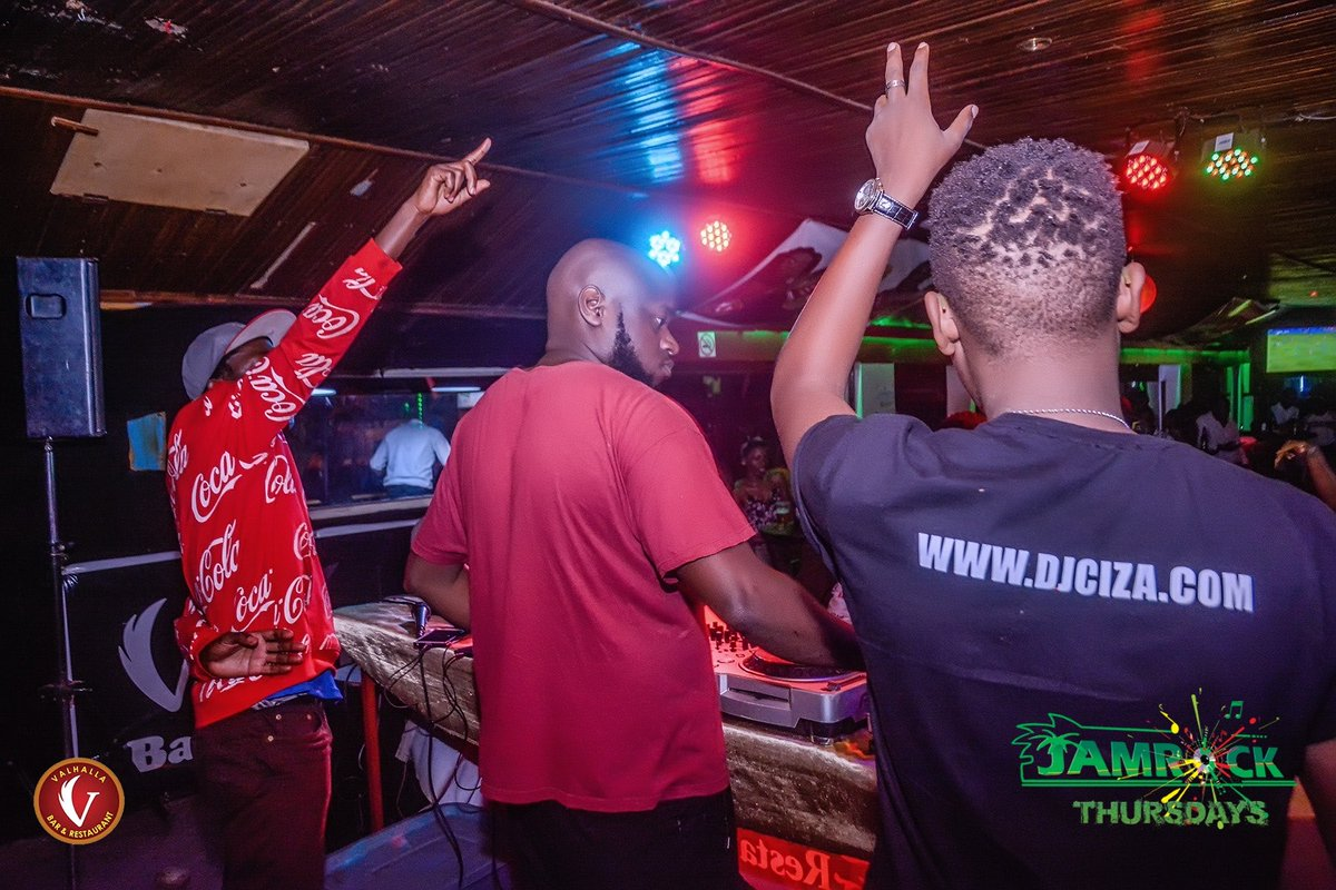 #TBT: Bar lives matter 🙌🏾   #JamrockThursdays will be back 💯 https://t.co/TDVZ4enlKN