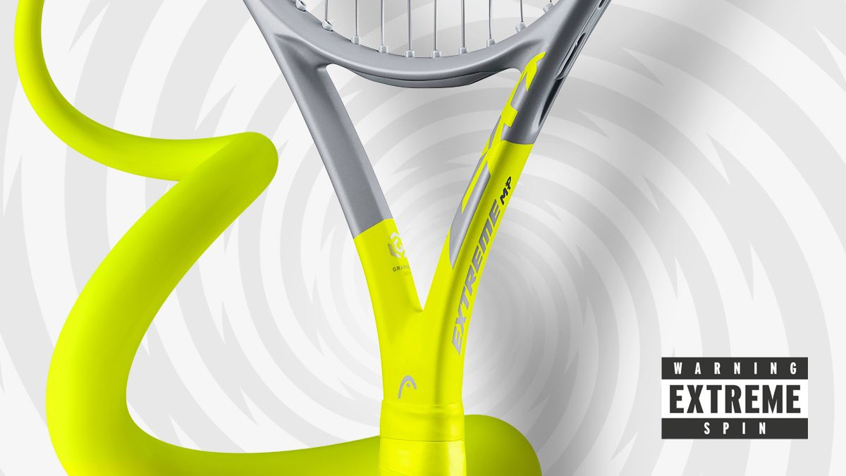 The latest addition to our racket line-up, the Graphene 360+ Extreme. What do you think? https://t.co/fljydz3PMV