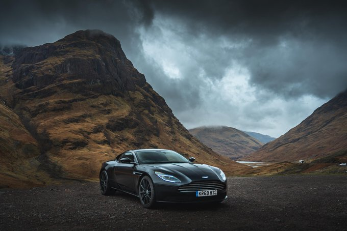 DB11 sets a formidable new…