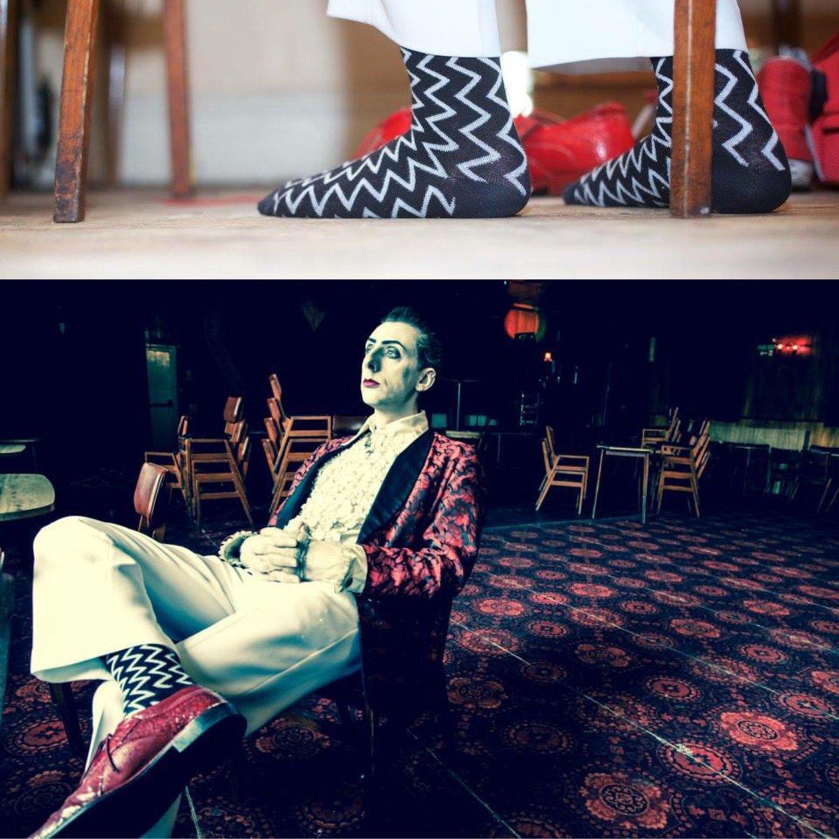We've plenty of Benjamin Louche approved socks in The Double R Club shop if you want to give your feet a treat!    @sofuckinsuave #twinpeaks #socks #lockin #letterboxgift #lynchian #rrclub