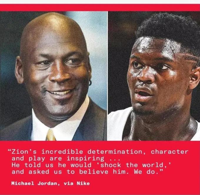 20歲的Zion商業價值比得上35歲的詹姆斯嗎?名宿們給出了一致的答案!-黑特籃球-NBA新聞影音圖片分享社區