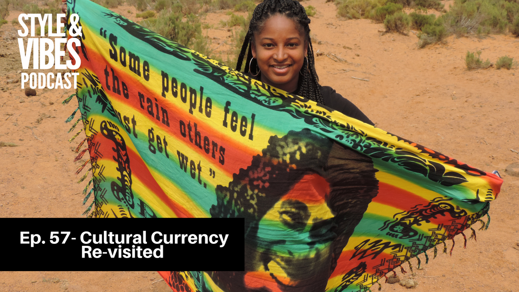 New Podcast: Caribbean Cultural Currency Revisited! #OneCaribbean #Reggae #Soca #Dancehall #BlackCulture #CaribbeanPodcast