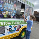 Image for the Tweet beginning: Ice cream time for #y6leaversday