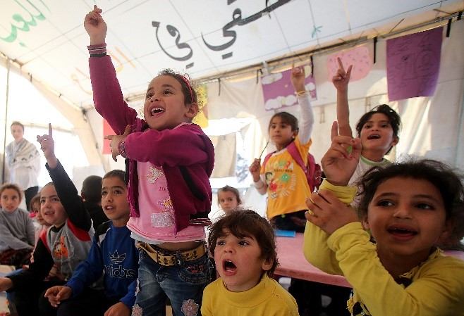 New Blog Language for Resilience: the role of #language in enhancing #resilience in #refugee and host communities in crisis  Claire Duly + @CasparMaysL4R #LanguageforResilience @BritishCouncil #refugeeeducation #refugees #Jordan #Syria  https://t.co/U7dFaO51L4 https://t.co/jFyes1hIVt