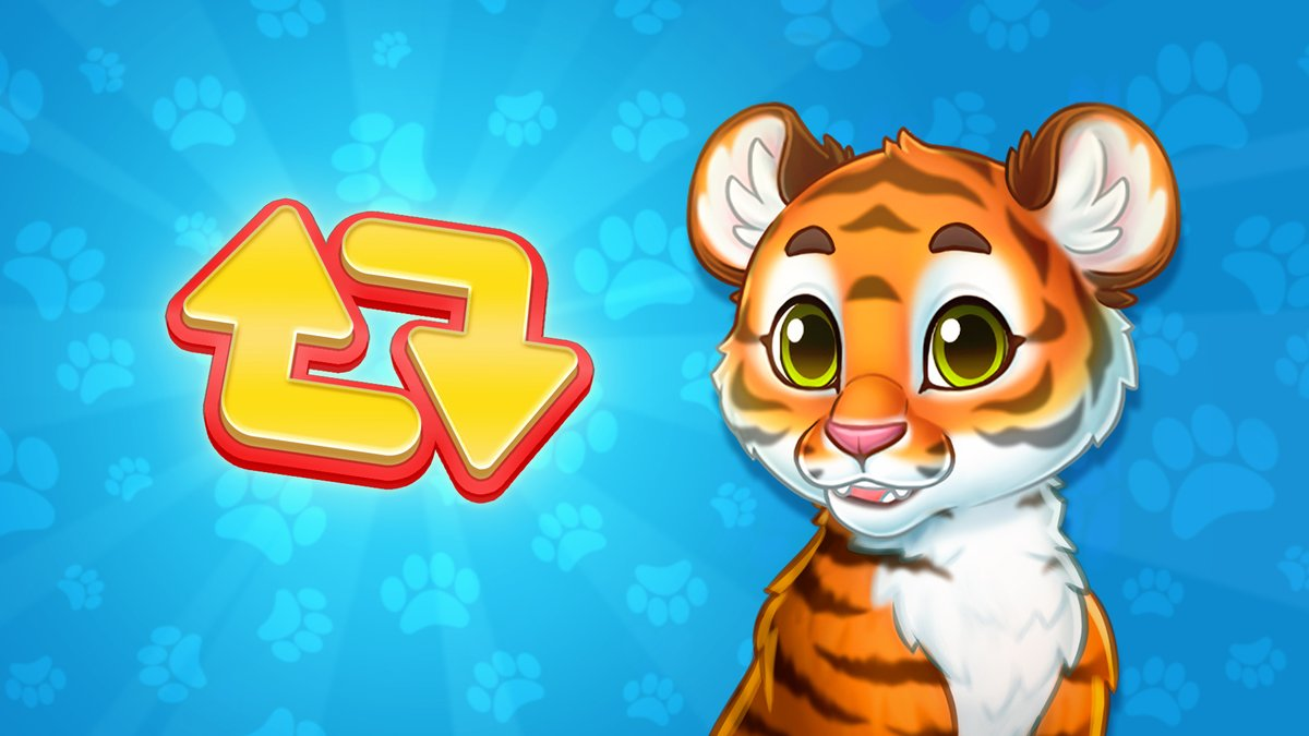 It's time for another contest!  Just retweet this cute baby tiger for a chance to win 100 rubies! As usual, there will be 15 randomly picked winners! Good luck! #cookingdiary #TastyHills #mobilegame #contestpic.twitter.com/6CmmvNjd6V