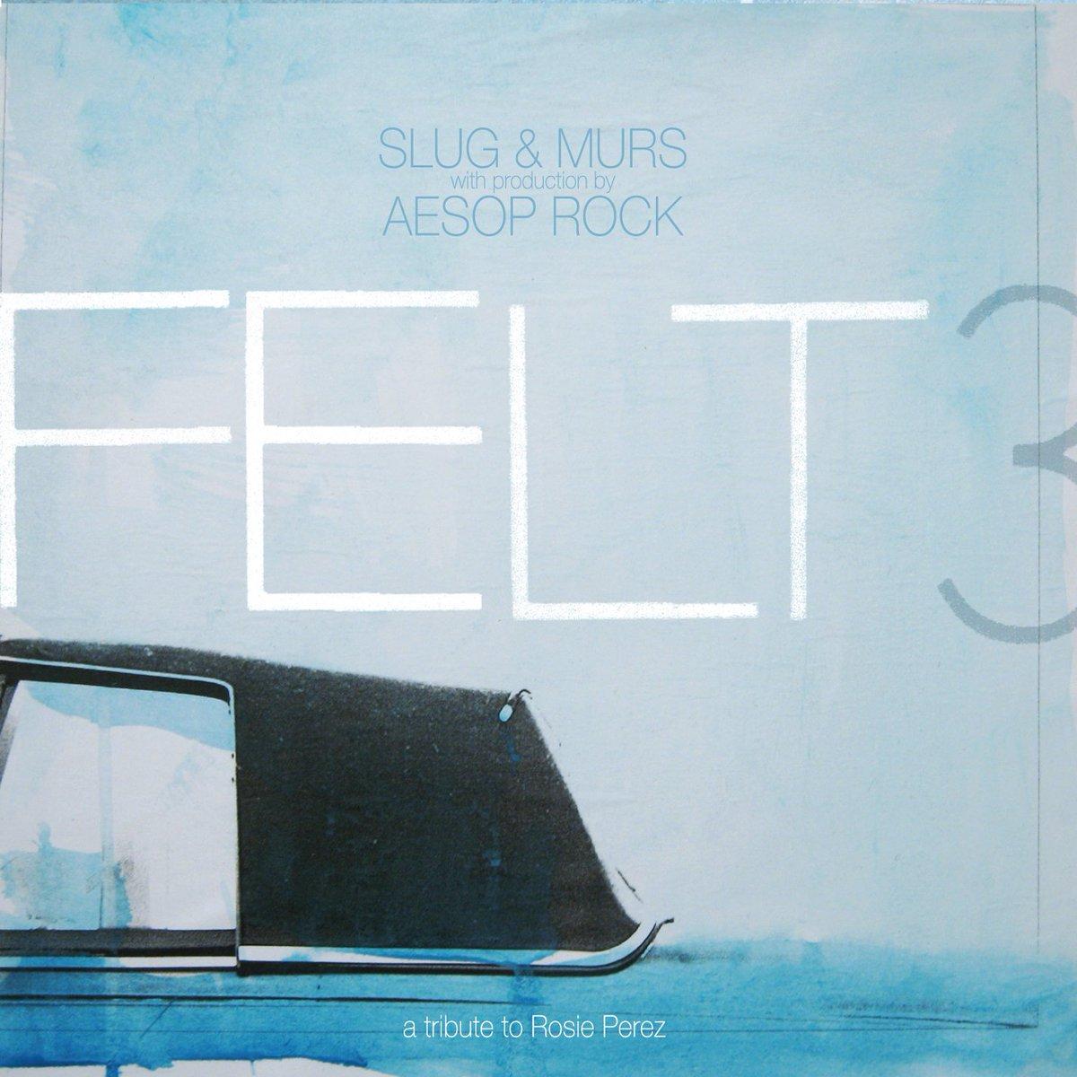 Felt 3: A Tribute to Rosie Perez, le troisième album de #Felt réédité par @rhymesayers est disponible ce vendredi 17 juillet ! Double vinyle, bleu et blanc avec effet galaxie + picture disc : http://bit.ly/MDLR-FELT3  #Slug #Murs #AesopRock #RapUS #HipHop #Rhymesayerspic.twitter.com/QfNMBwEtpG