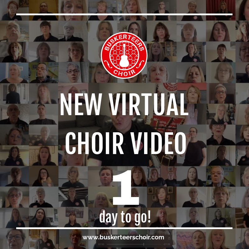 Brand new virtual choir vid tomorrow. You're gonna love it!  @bryanadams @TonyFisherLive @BBCEssex<br>http://pic.twitter.com/XRoQt76GNb