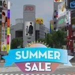Image for the Tweet beginning: 3D Summer Sale - 40%