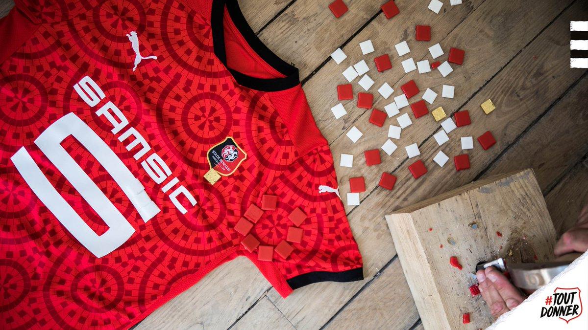 The new Rennes kit is 🔥 🔥 🔥 https://t.co/tzqByr6lwA