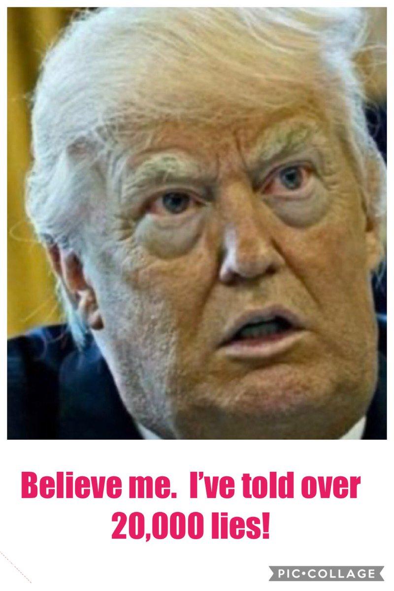 Pathological liar.