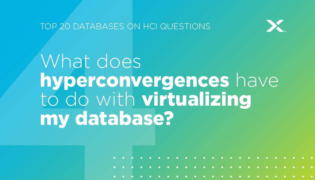 You might already know that hyperconverged solutions can help your company simplify operations, lower TCO, and prevent costly downtime―but did you know you can also retrieve data insights faster by running your go-to databases on #HCI? Find out how:  https:// oal.lu/vNFli    <br>http://pic.twitter.com/zouWxX765Q