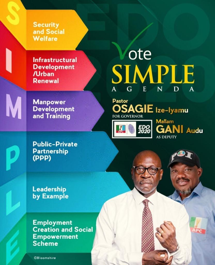 'Health they say is wealth'. Healthcare is paramount to the #POISIMPLEAGENDA. @PastorIzeIyamu shall be running a healthcare initiative under the 'Simple Strategic Health Development Plan'. <br>http://pic.twitter.com/MVFvXwHo64