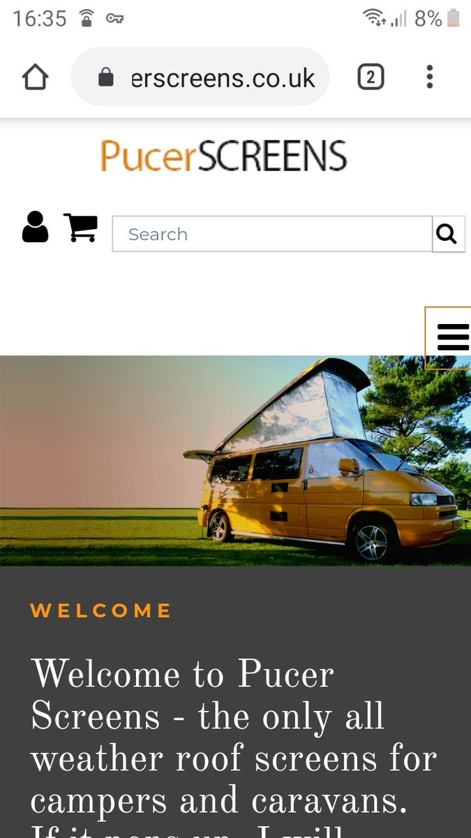 New site now up and running Please contact me for Any information on screens for your pop up roof on camper or caravan <br>http://pic.twitter.com/OETYconrrx