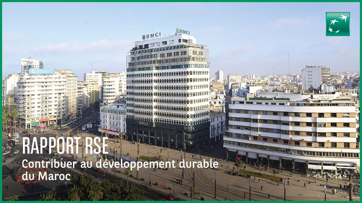 La #BMCI lance sa plateforme digitale de reporting RSE pour mettre en avant toute la démarche #RSE de manière transparente et accessible, conformément aux normes internationales Global Reporting Initiatives #GRI. Découvrez plus sur : https://t.co/wvZ674vwov #Engagement https://t.co/GDMJnTLQcI