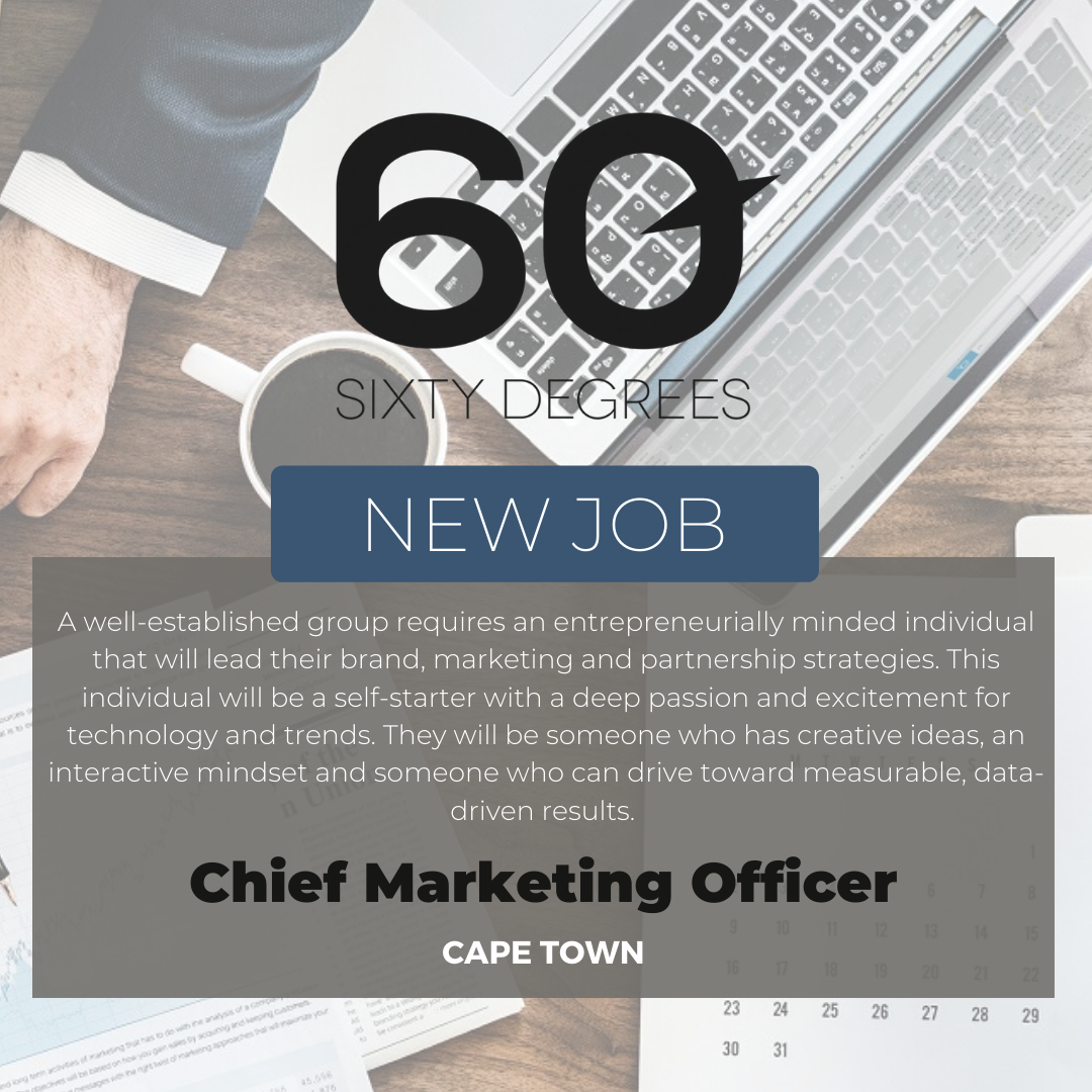 test Twitter Media - New #JobAlert - Chief Marketing Officer in Cape Town  A well-established group requires an entrepreneurially minded individual that will lead their brand, marketing, and partnership strategies.   https://t.co/NdjVJZv6lQ https://t.co/28TnI67Wvs