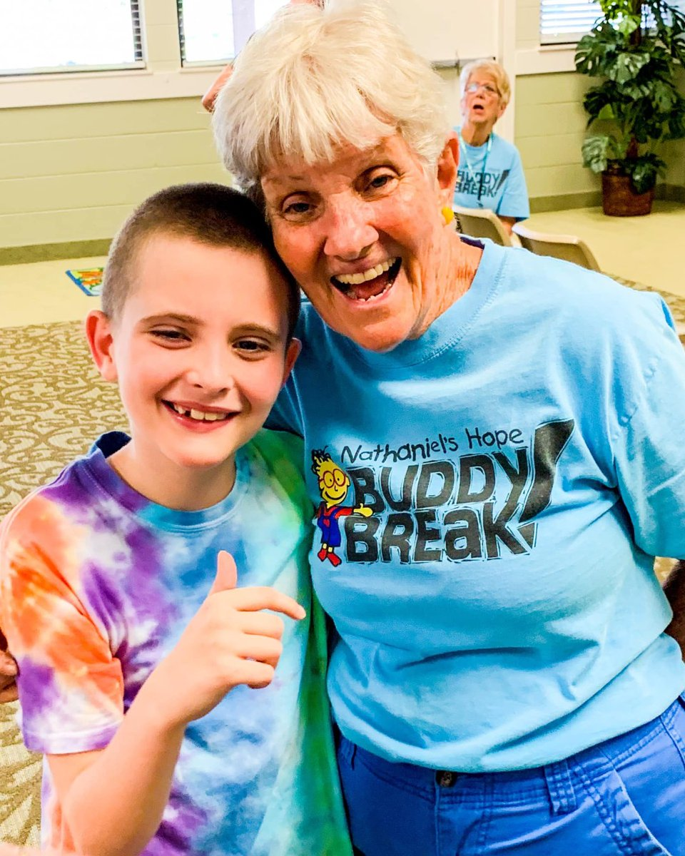 We miss seeing our VIP buddies at Buddy Break so much so we created Virtual Buddy Break to give kids a fun time in the safety of their homes. Watch all 3 episodes here...  https://www. nathanielshope.org/our-programs/b uddy-break/virtual-buddy-break/  …  #kidstv #specialneeds #disability<br>http://pic.twitter.com/78j9qnkEAP