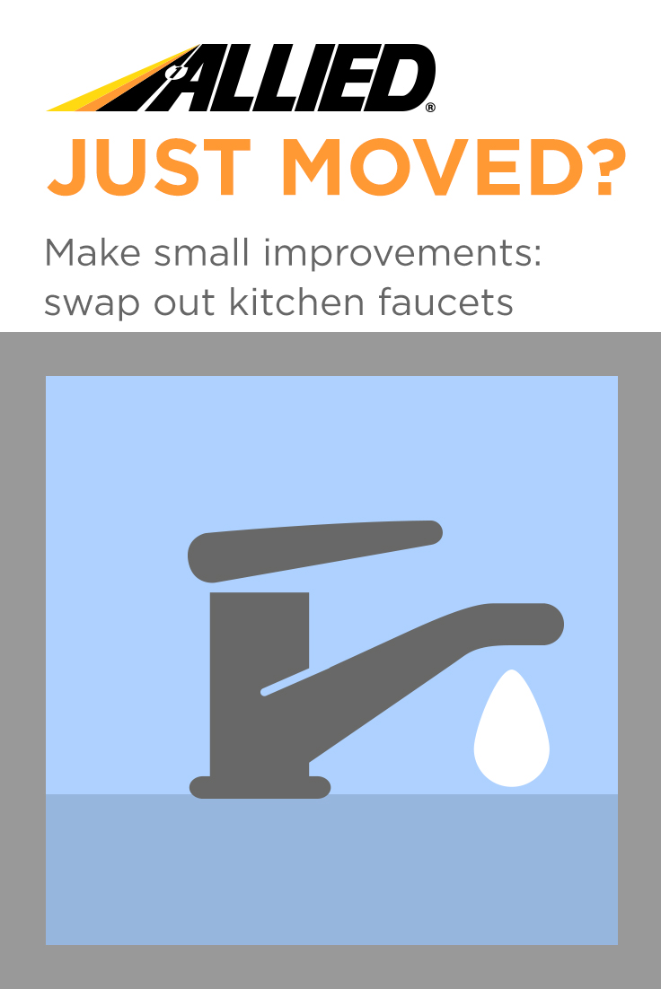 #JustMoved - Little changes go along way! Start with changing your faucets. pic.twitter.com/VFVQOp878C