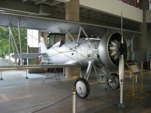 Museu da Força Aérea da Tailândia em Bangkok. Museu do Avião de Bangkok (Royal Thai Air Force Museum in Bangkok. Bangkok Plane Museum) is.gd/dHF7PE