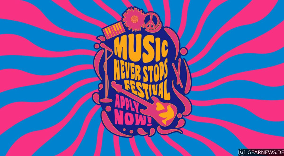 Music Never Stops Festival Contest: 20 Minuten Gig für 1000 Euro! |    #live #livemusic #liveplugin #sound #livemixingsystem #livemixing #djlife #musicians #livemusic #audio #bass #digitalpult #liveeffect #liveperformance #performer