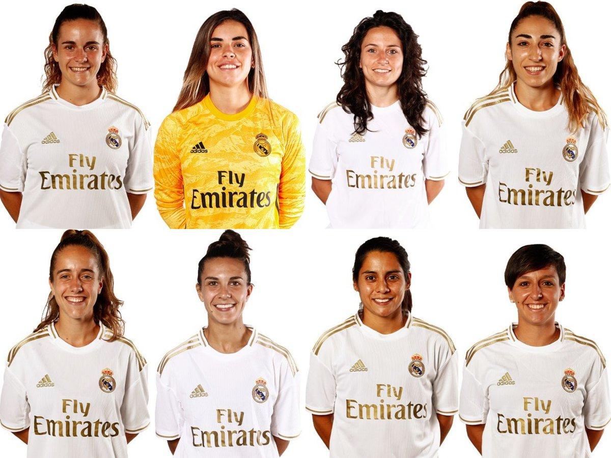 Real Madrid Femenino (@realmadridfemin) | Twitter