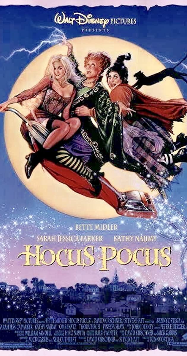 Happy 27th anniversary to one of the best Halloween movies Hocus Pocus <br>http://pic.twitter.com/Qo6hG8EFDF