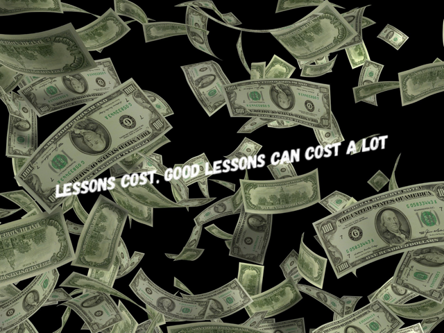 Good Lessons Can Cost A Lot https://t.co/lovqshE2Zu  #consulting #Consultants #informationtechnology #Careers #IT #SuccessTip #successmindset #entrepreneurs #productivity #consultant #consultancy  #management #businessowner #businesswoman #selfimprovement #improvement https://t.co/7XunLHuidQ