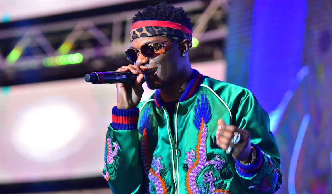 4. He has been featured by international artistes such as Beyonce (Brown Skin Girl), Drake (One Dance) and others. 5. Forbes Africa named him one of the continent's top 10 bankable artists in 2017.