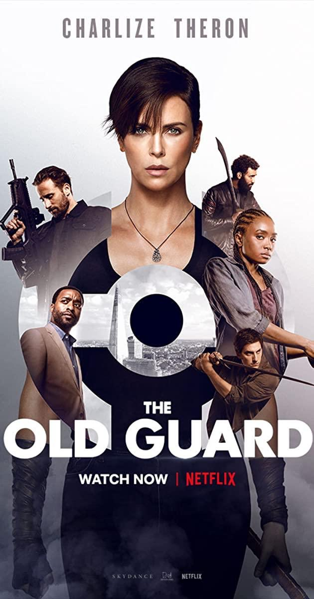The Old Guard is out now on @netflix - look out for @onlymikes_ playing alongside @CharlizeAfrica 🎞 ✨ #theoldguard @THEOLDGUARD12