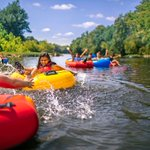 Image for the Tweet beginning: Great options for tubing in