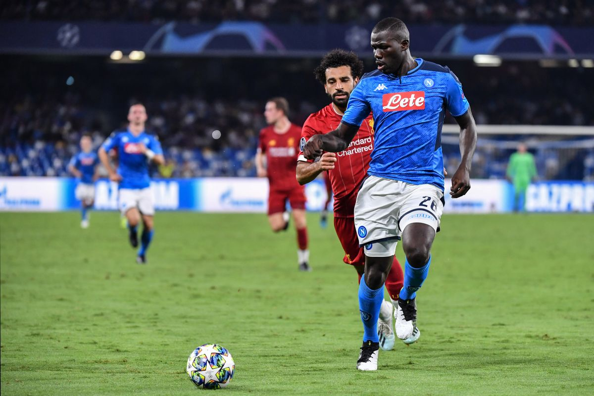Manchester City have been quoted £65m by Napoli for 29-year-old Senegal defender Kalidou Koulibaly, who has been linked with Liverpool and Manchester United and has previously been valued at £80m. [Source: Mirror] https://t.co/aiRNluYzWj