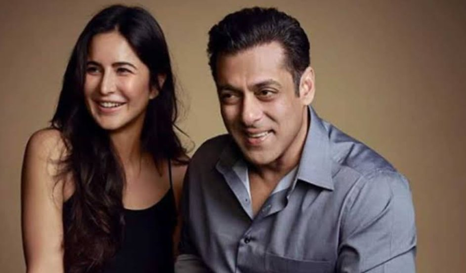 The Most Evergreen Pair Of Indian Cinema ❤️  #HappyBirthdayKatrinaKaif  @BeingSalmanKhan  #SalmanKhan