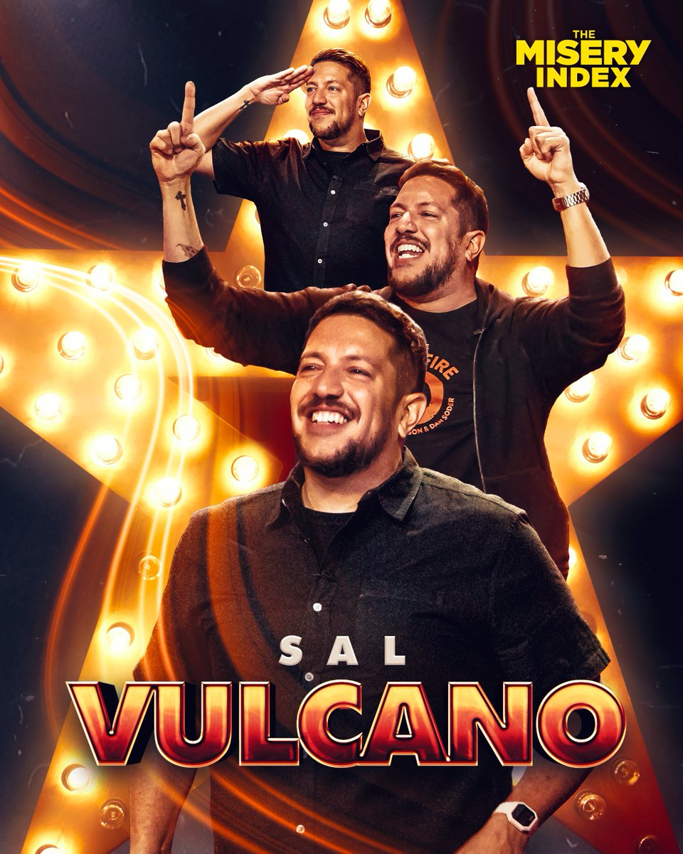 Tune in to the mid-season finale of @MiseryIndexTBS TONIGHT at 10:30/9:30c... Sal says so 😉 Drop your favorite @SalVulcano memory from this season so far here 👇 https://t.co/18sf4ZRpaK