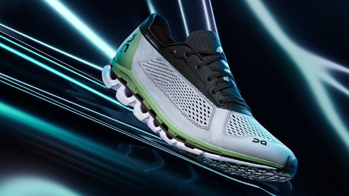 Introducing: The Cloudboom. Every detail is Swiss-engineered for you to run your fastest marathon yet. A carbon-fiber-infused Speedboard® powers you forward for a noticeable kick. Find out more: https://t.co/u1l8UWuoOr https://t.co/AhmL53mNxF