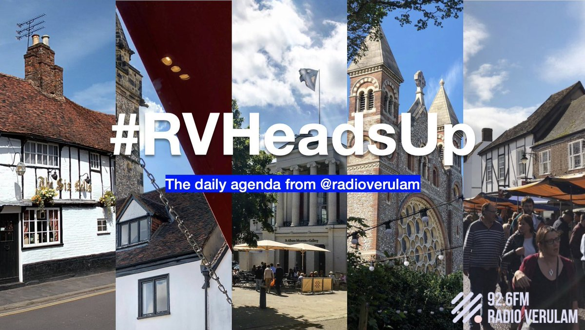 #RVHeadsUp Thu 16 July 2020  Your daily FYI from the digital team:   9.20pm Kerry Cobb speaks to Chloe Ashman from our advertising partner Rayden Solicitors about the laws regarding children and holidays and what happens for separated parents.  22oC  Mostly cloudy pic.twitter.com/AsGddhK7nQ