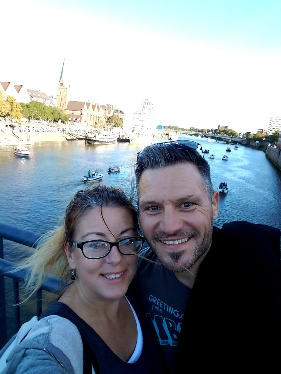 Bremen, Germany 🇩🇪 We took a pit stop in the camper last year & a boat festival was on! ⛵️Adventures=memories🥰 #Bremen #datingagerman #datinganamerican #ldr #longdistancerelationship #ourgermericanlife #Deutschland #travelban #loveisessential #LoveIsNotToursim #adventure #Travel
