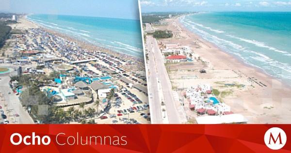 #Portada   🚫💰 Desplome de turismo dejará pérdidas hasta por 6 mil mdp; más de 3 millones de personas se esperaba que llegaran a Tamaulipas para el verano   → https://t.co/zrmxU2GBF3 https://t.co/yq9yiz1F2y