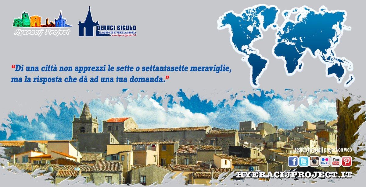 Scarica il file pdf della presentazione del Format Hyeracij Project per #GeraciSiculo  #Palermo #Madonie #Turism #TravelTuesday #Photo #Sicily #Italy #Inspiring #Travel #Experiences