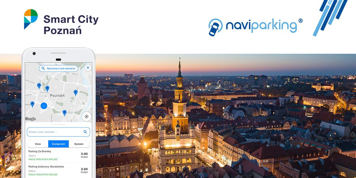 #NaviParking starts cooperation with #SmartCity #Poznań in terms of providing detailed #parking #data in the #mobile #app and supporting #OpenData policy, contributing to the parking #digitalization and development of #sustainable #mobility in the #city. https://www.linkedin.com/posts/naviparking_smartcitypoznan-smartcity-naviparking-activity-6689534142213869568-T8S9…pic.twitter.com/s4jSp5QusT