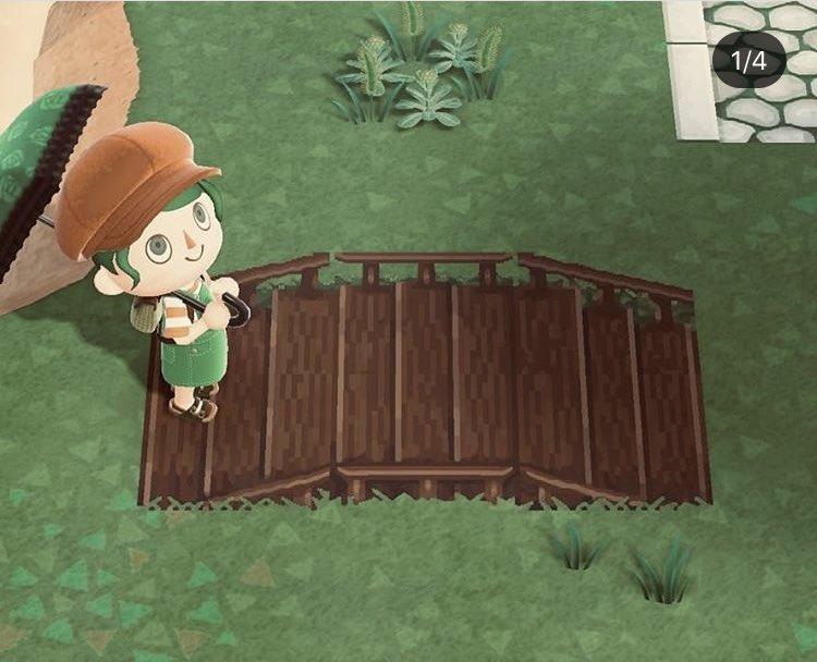 #マイデザまとめ🌲橋と階段のマイデザイン🌲ータグー橋 階段 木 床 シックBridge stairs, wooden floor, chic다리 계단 나무 바닥 세련된#mydesign #マイデザイン #マイデザ #マイデザインpro #あつ森 #동물의숲 #ACNHdesign #動物森友會 #どうぶつの森©︎↓