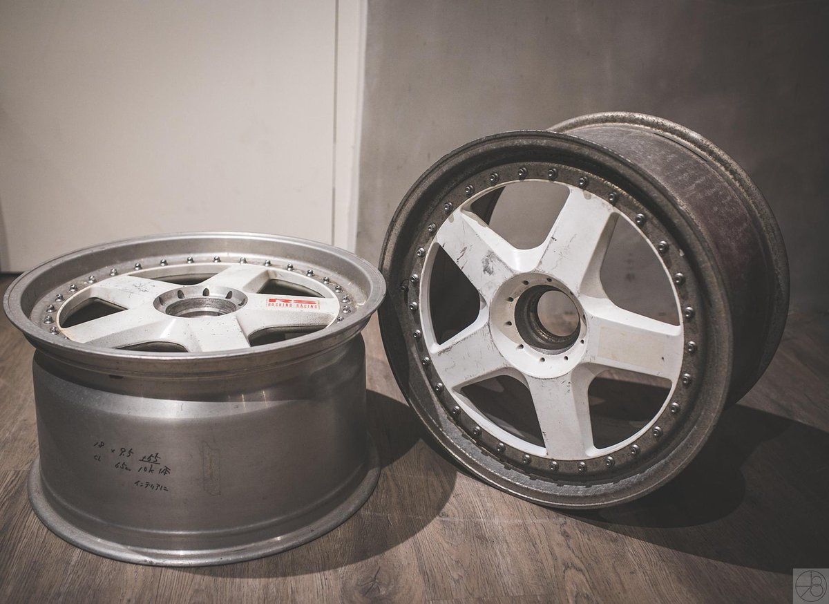 Hoshino Racing Center Lock Wheels For Impul GR.A Skyline R32 GTR-Kazuyoshi Hoshino (星野一義) #Impul #Calsonic #GRA #GroupA #Nissan #Nismo #JDM #Japan #90s #Race #Classic #Lifestyle #RS #Skyline #R32 #GTR #KazuyoshiHoshino #星野一義 #一速男 #ほしのかずよし #Wheels #Centerlock https://t.co/jMTY9aOLOq