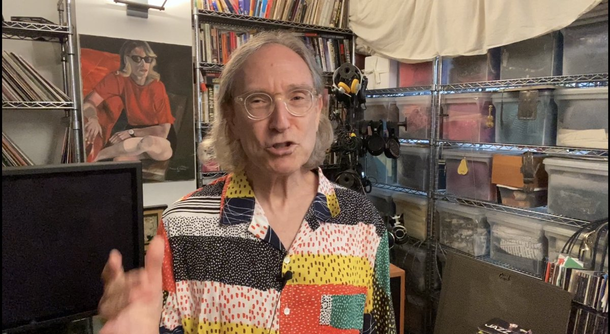 What if you could see a band record, with no edits or processing? You can, with John Cuniberti's OneMic sessions. #audiophile #greatrecordings #best sound PLEASE RETWEET