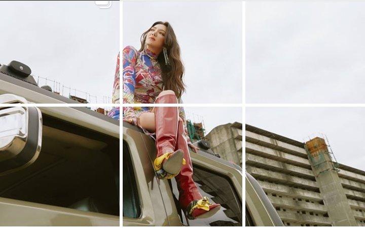 Girls' Generation Official Instagram grid update   https:// instagram.com/girlsgeneratio n?igshid=17kqjrryou0z6  …   #DESSERTisCOMING_D6 #Hyoyeon @Hyoyeon_djhyo<br>http://pic.twitter.com/Qr4DZe0PKK