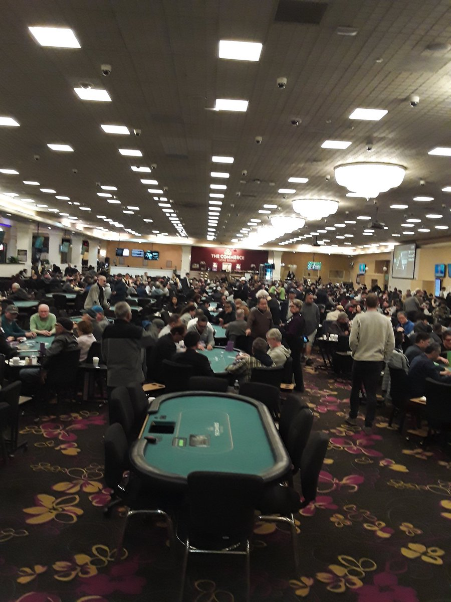@CommerceCasino I miss the madness