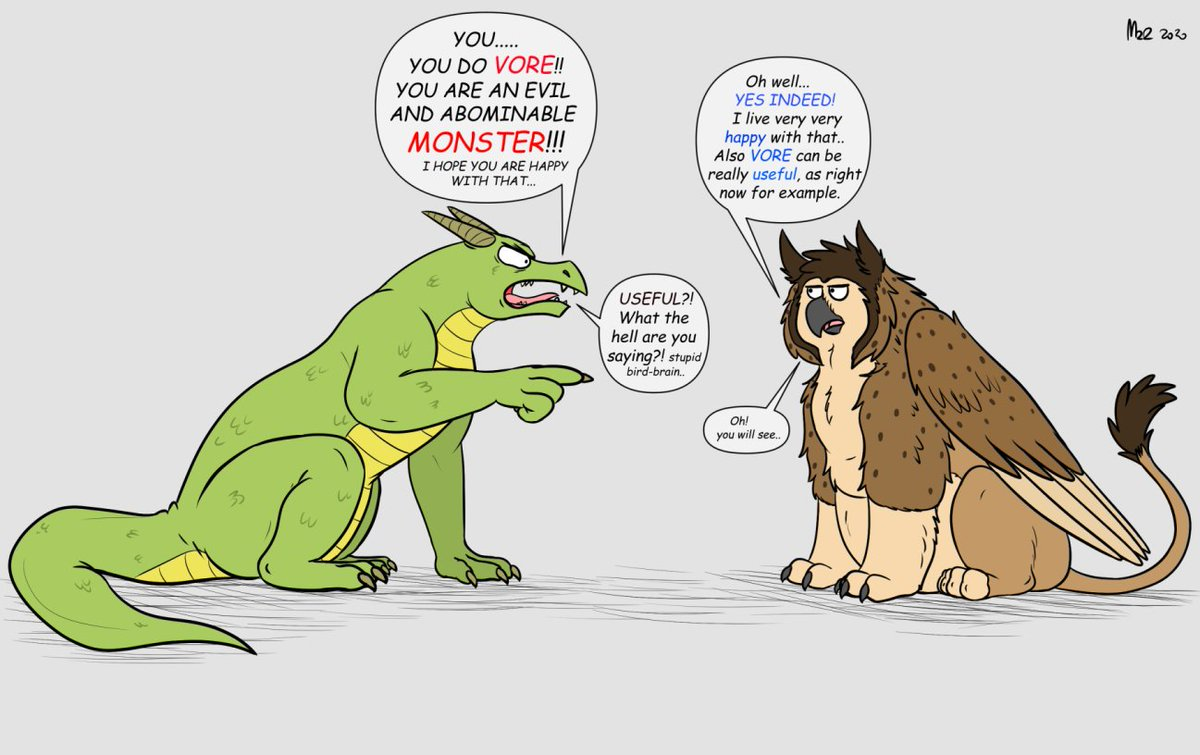 Mawrdok On Twitter Hey Vore Artists Surely Many Of You Know Situations Like This Yes I M A Vore Artist And I M Happy With That V Furry Vore Gryphon Derg Https T Co Pdhwoiqxkj Go on to discover millions of awesome videos and pictures in thousands of other. furry vore gryphon derg