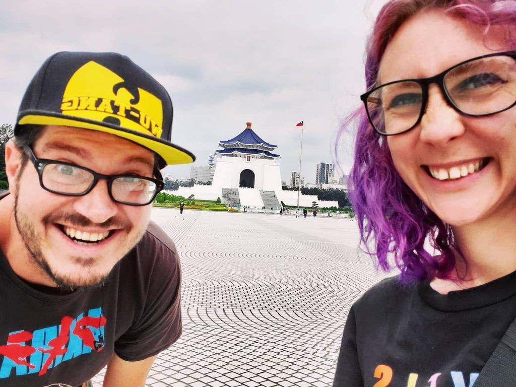 🇹🇼 Taiwan videos start Sunday!!!!!!!!! . Please follow our adventures at  . . #taiwan #taipei #hike #asia #traveltaiwan #exploretaiwan #tourismtaiwan #visittaiwan #taipeitaiwan #travel #travelvlogger #explore #seetheworld #travelg…