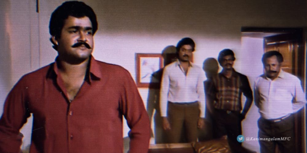 #34YearsOfRajavinteMakan  Superstar Suresh Gopi Did An Fabulous Supporting Role In the Movie in @Mohanlal's Team.  The starting times of Sureshettan & Follows His Rising<br>http://pic.twitter.com/XVo7GtjzV1