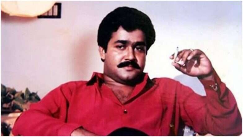 """The Superstar Journey Since 1986 , Still Continuing   Biggest Mollywood Brand !!  """" M O H A N L A L """"   As #VincentGomez @Mohanlal   #34YearsOfRajavinteMakan<br>http://pic.twitter.com/5yvkfiKSdr"""