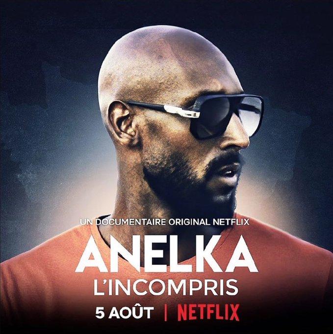 Netflix dévoile la bande-annonce du documentaire sur Nicolas Anelka