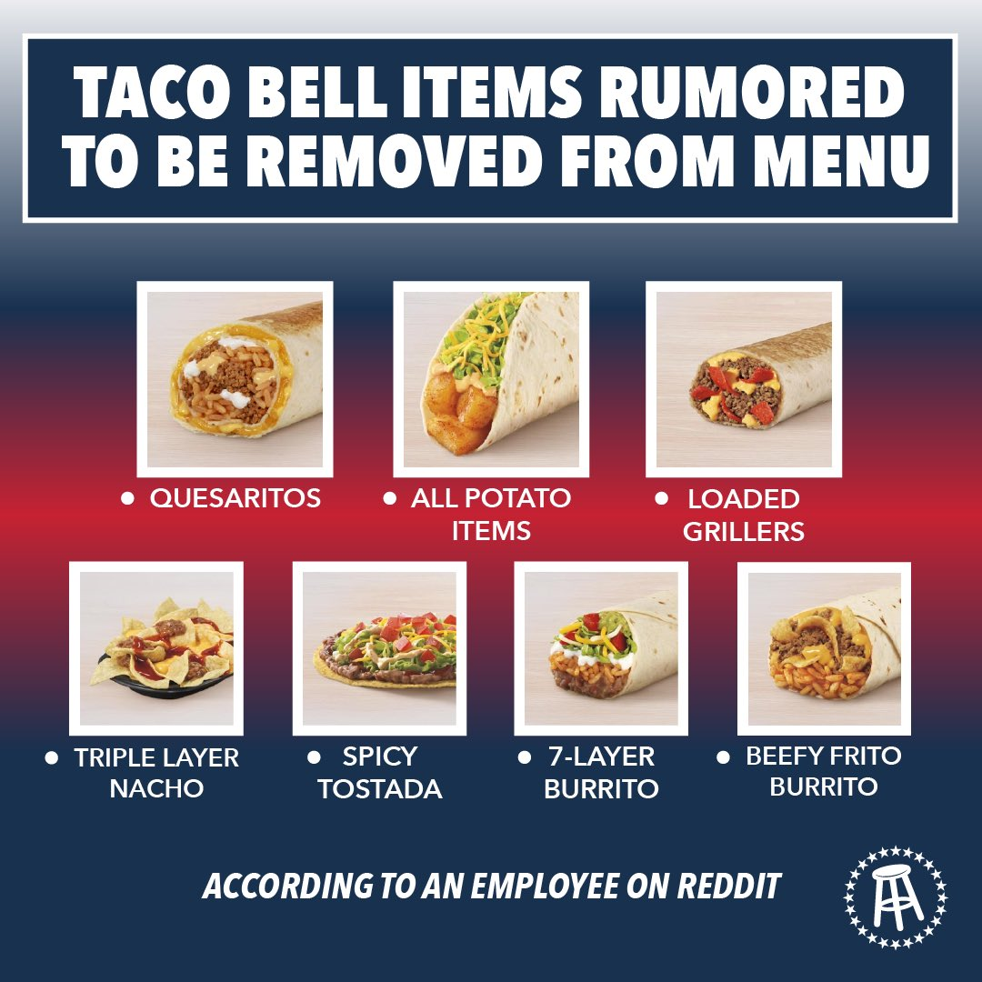 Don't do this to us Taco Bell @oldrowofficial https://t.co/ETJAhTHg3H